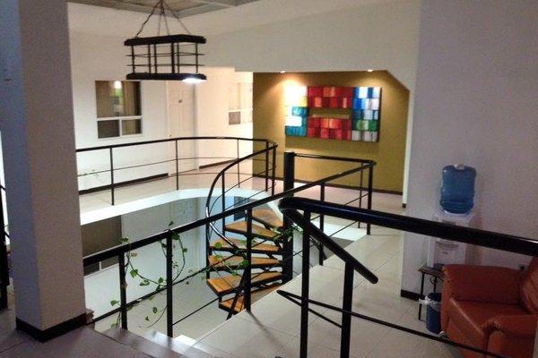 Hotel Santa Cruz - фото 19