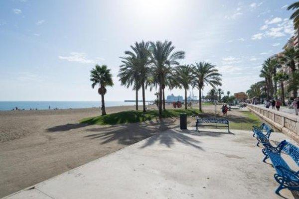 Apartamento Puerto Malagueta Beach - фото 22
