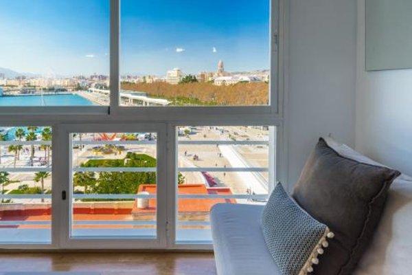 Apartamento Puerto Malagueta Beach - фото 19