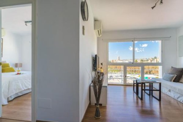 Apartamento Puerto Malagueta Beach - фото 20
