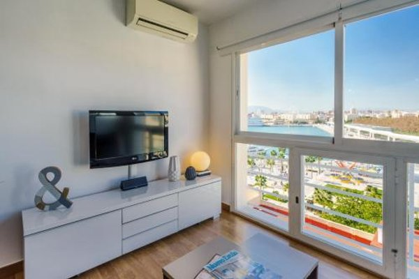 Apartamento Puerto Malagueta Beach - фото 4