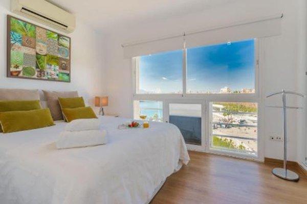 Apartamento Puerto Malagueta Beach - фото 6