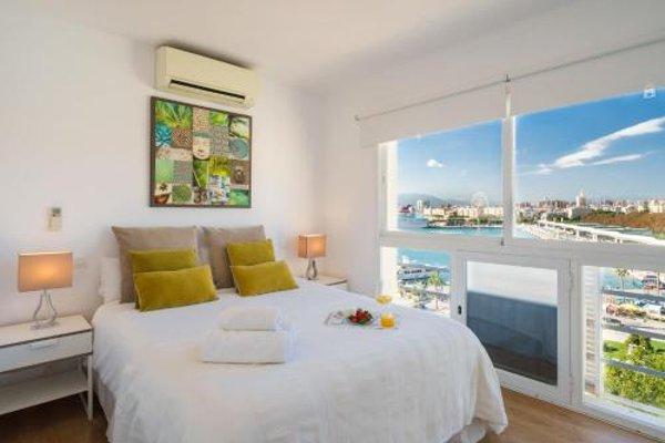 Apartamento Puerto Malagueta Beach - фото 7