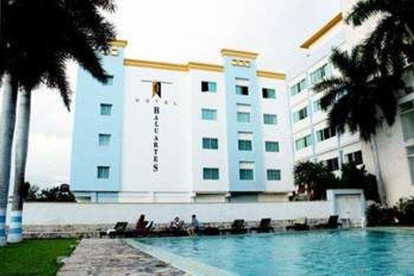 Hotel Baluartes - фото 22