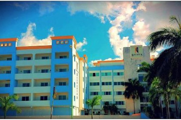 Hotel Baluartes - фото 23