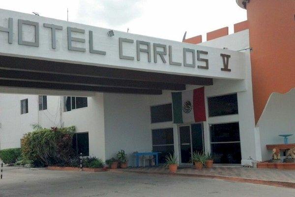 Hotel Carlos V - фото 23
