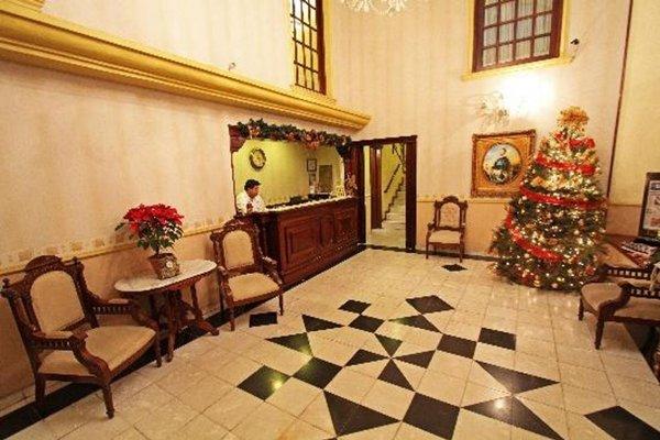 Hotel Francis Drake - 16