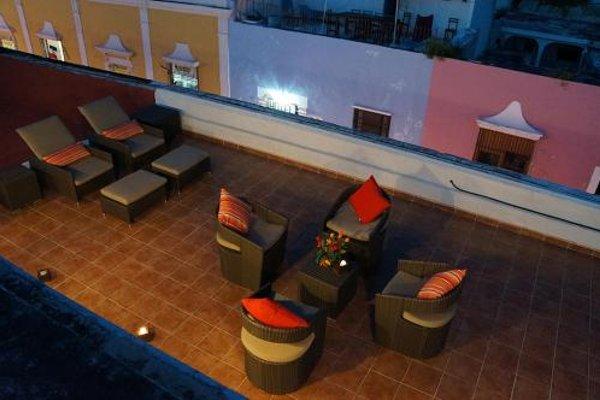 Maya Campeche Hotel - фото 15