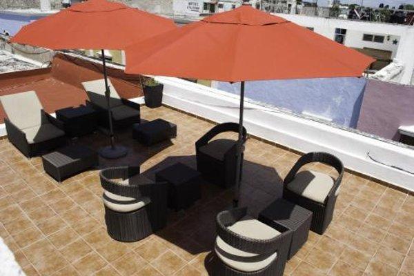 Maya Campeche Hotel - фото 21