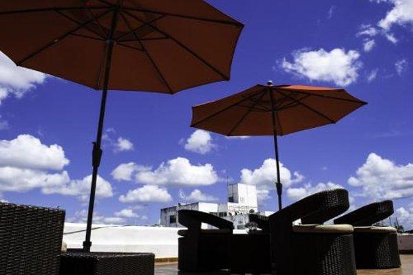 Maya Campeche Hotel - фото 23