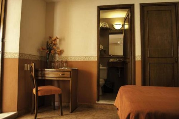 Maya Campeche Hotel - фото 8
