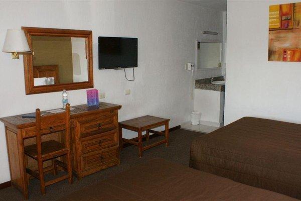Hotel La Vid - фото 10