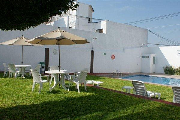 Hotel La Vid - фото 13