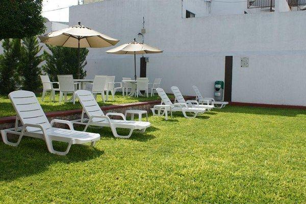 Hotel La Vid - фото 15