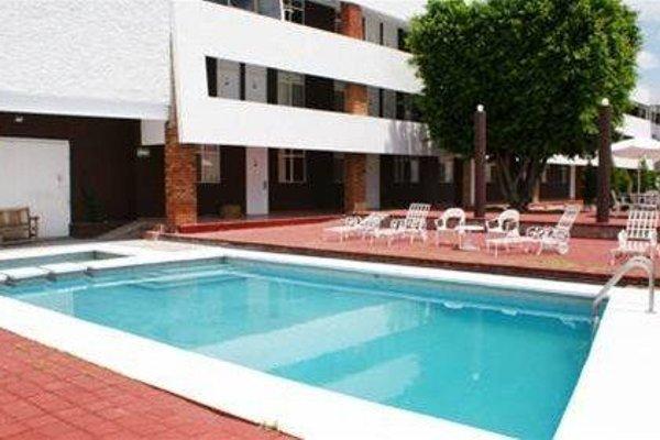 Hotel La Vid - фото 17