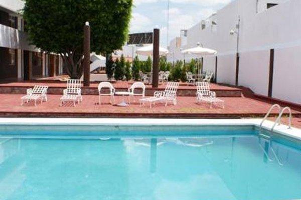 Hotel La Vid - фото 18