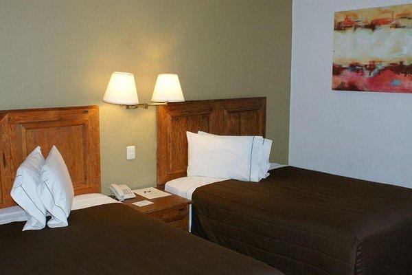 Hotel La Vid - фото 5