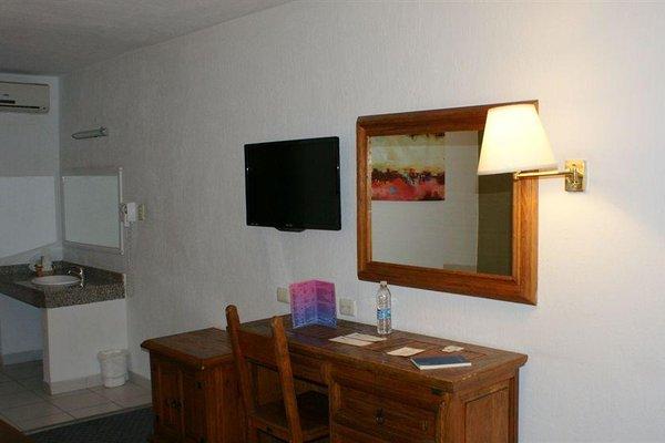 Hotel La Vid - фото 9