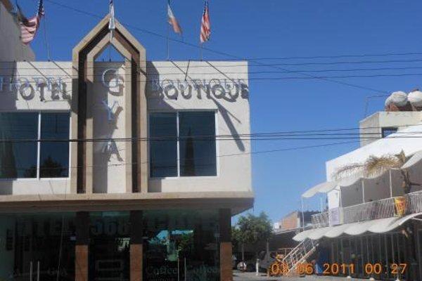 Hotel Gya Boutique - фото 22
