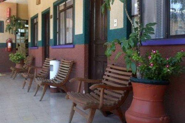 Hotel Colonial - фото 20