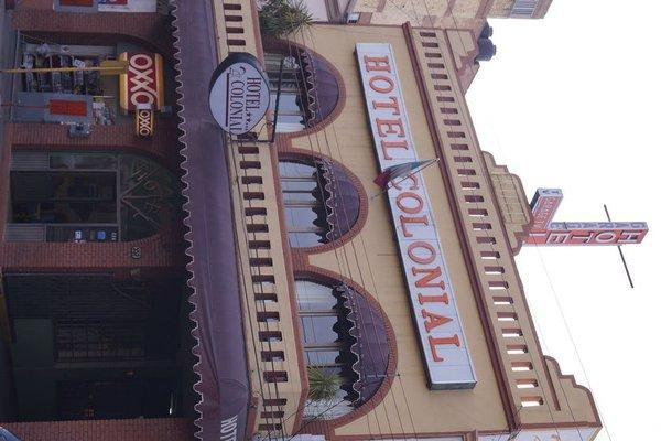 Hotel Colonial - фото 21