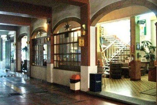 Hotel Colonial - фото 9