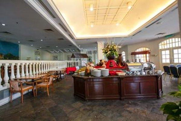 Puteri Resort Ayer Keroh - фото 13