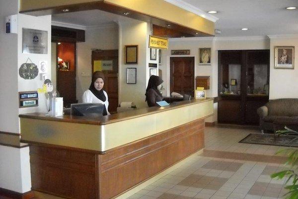 Hotel Seri Malaysia - фото 14
