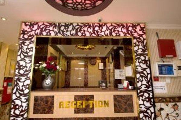 Sutchi Hotel - фото 13