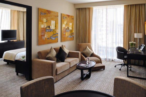Movenpick Hotel Jumeirah Lakes Towers Dubai - фото 3