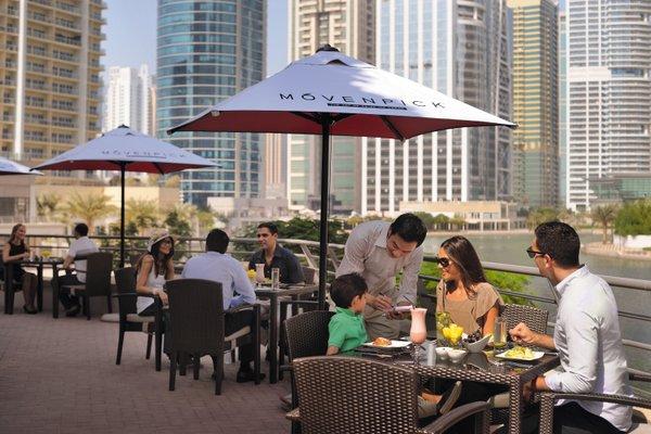 Movenpick Hotel Jumeirah Lakes Towers Dubai - фото 6