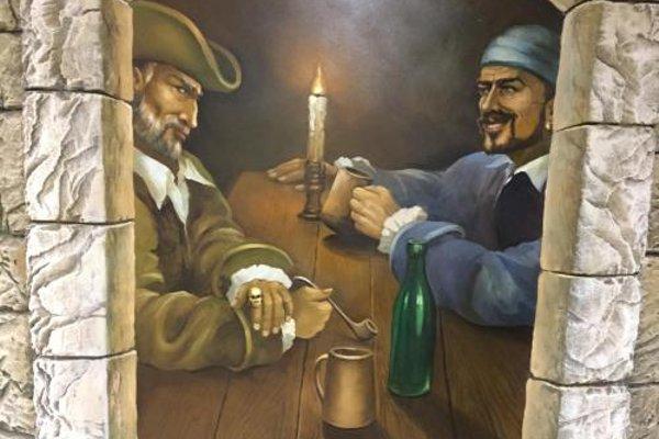 Гостиница Корсар - фото 16