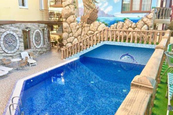 Гостиница Корсар - фото 18