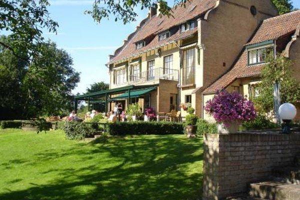 Hotel Landgoed Schoutenhof - фото 22