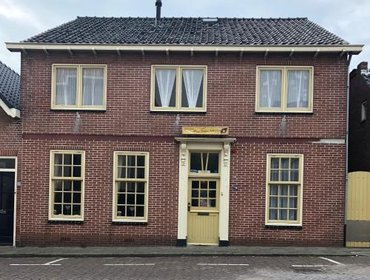 Guesthouse Pension de Zeeschelp