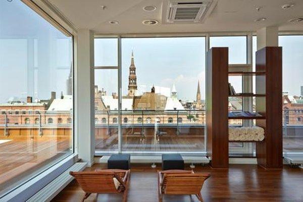 AMERON Hotel Speicherstadt - фото 12