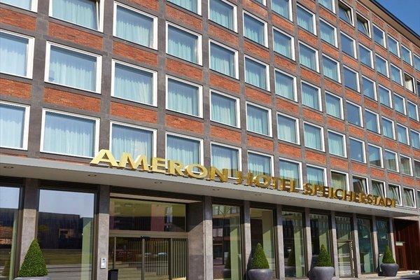 AMERON Hotel Speicherstadt - фото 23