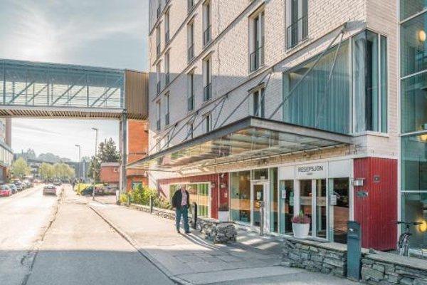 Hotel St. Olav - фото 19