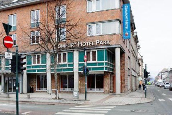 Comfort Hotel Park - фото 21