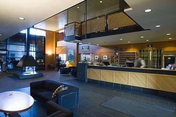 Quality Hotel Panorama - фото 17