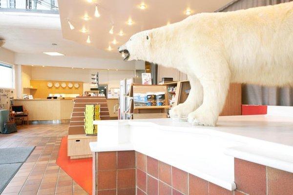 Hotel Tromso Scandic - фото 16