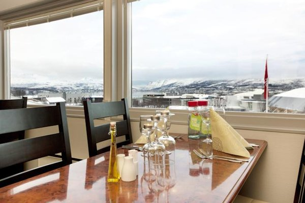 Hotel Tromso Scandic - фото 18