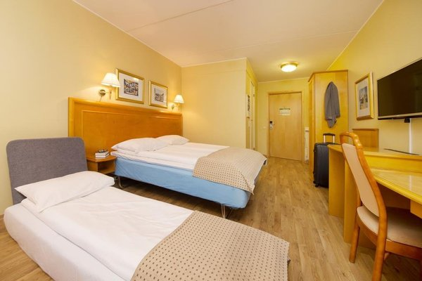 Hotel Tromso Scandic - фото 4