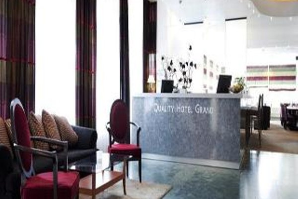 Quality Hotel Grand Steinkjer - 10