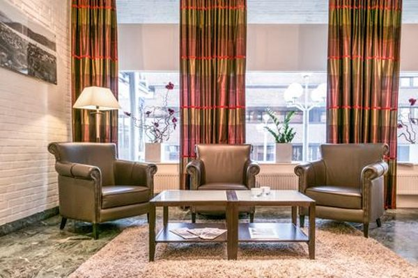 Quality Hotel Grand Steinkjer - 8