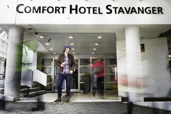Comfort Hotel Stavanger - фото 15