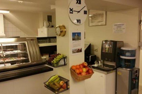 Stavanger Lille Hotel & Cafe - фото 11