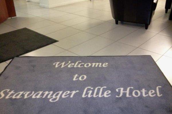 Stavanger Lille Hotel & Cafe - фото 17