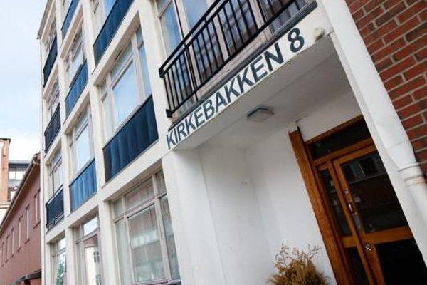 City Housing - Kirkebakken 8 - 22