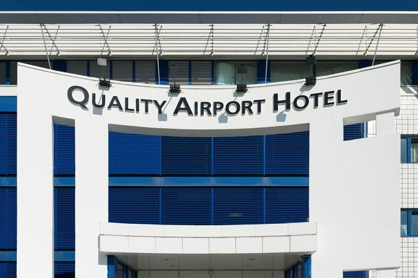 Quality Airport Hotel Stavanger - фото 22